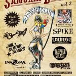 2015年11月29日『SAMURAI BULLET』にスタジオ、ヒールフロアダンスクラスが出演。